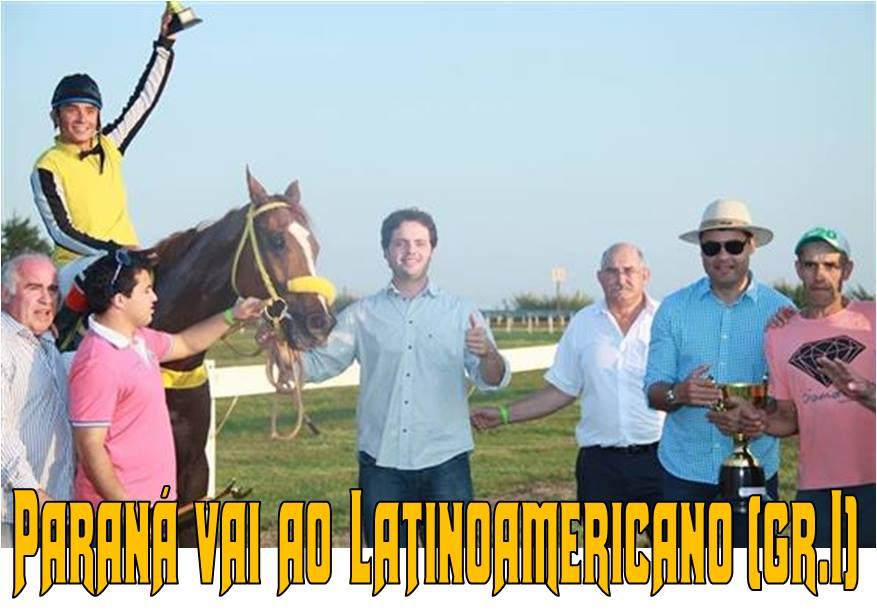 Paraná vai ao Latinoamericano 2016!