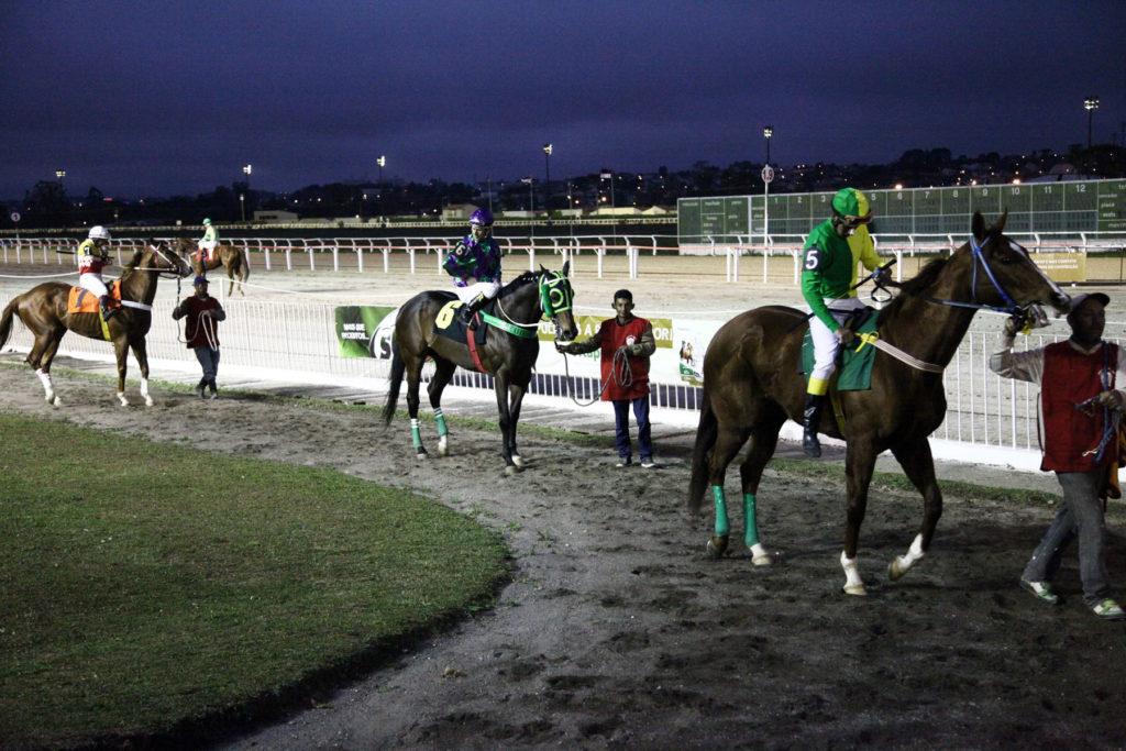Jockey Club do Paraná, 505º corrida em 10/10/2016 Hipódromo do Tarumã