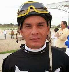 Jockey experiente Z.M.ROSA