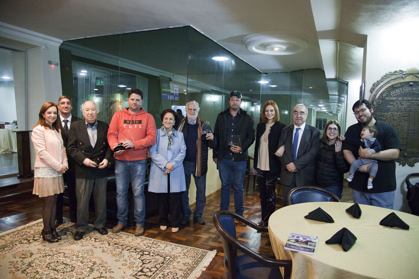 Jockey Club do Paraná, 516º reunião em 15/05/2017 Hipódromo do Tarumã
