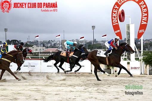 Grande Prêmio Paraná 2017 (G3), Vencedor NO AR, Jóquei A. Mesquita
