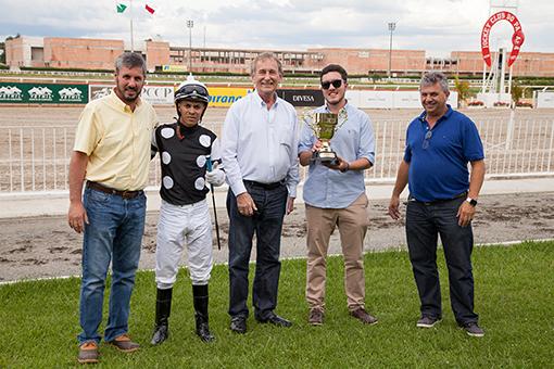 Jockey Club Paraná, fotos das vitórias - Hipódromo do Tarumã, reunião do dia 18-01-2018