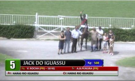 Jack Do Iguassu vence em Cidade Jardim