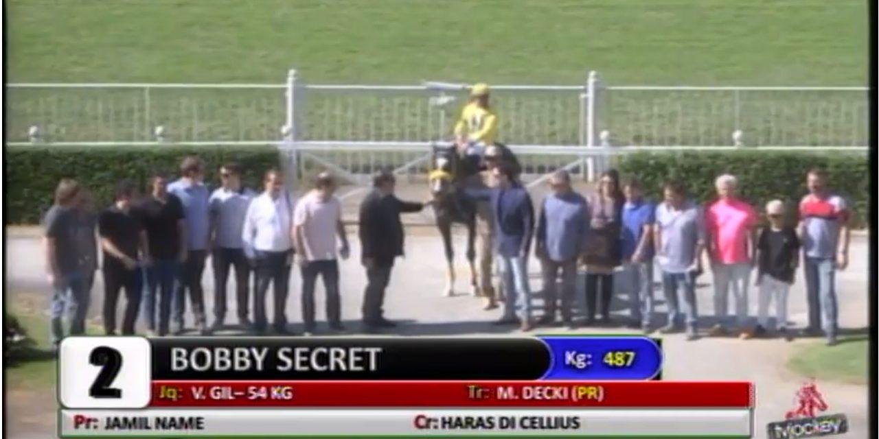 Bobby Secret abre o festival em Cidade Jardim