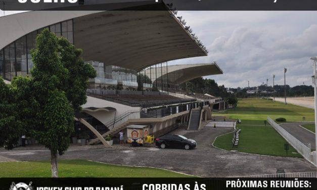Indicações do Concurso de Palpites Criadores do Paraná – 12/07